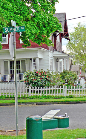 Historic house on Sumner Avenuee