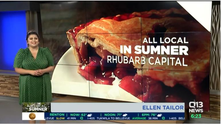 Q13 screen rhubarb