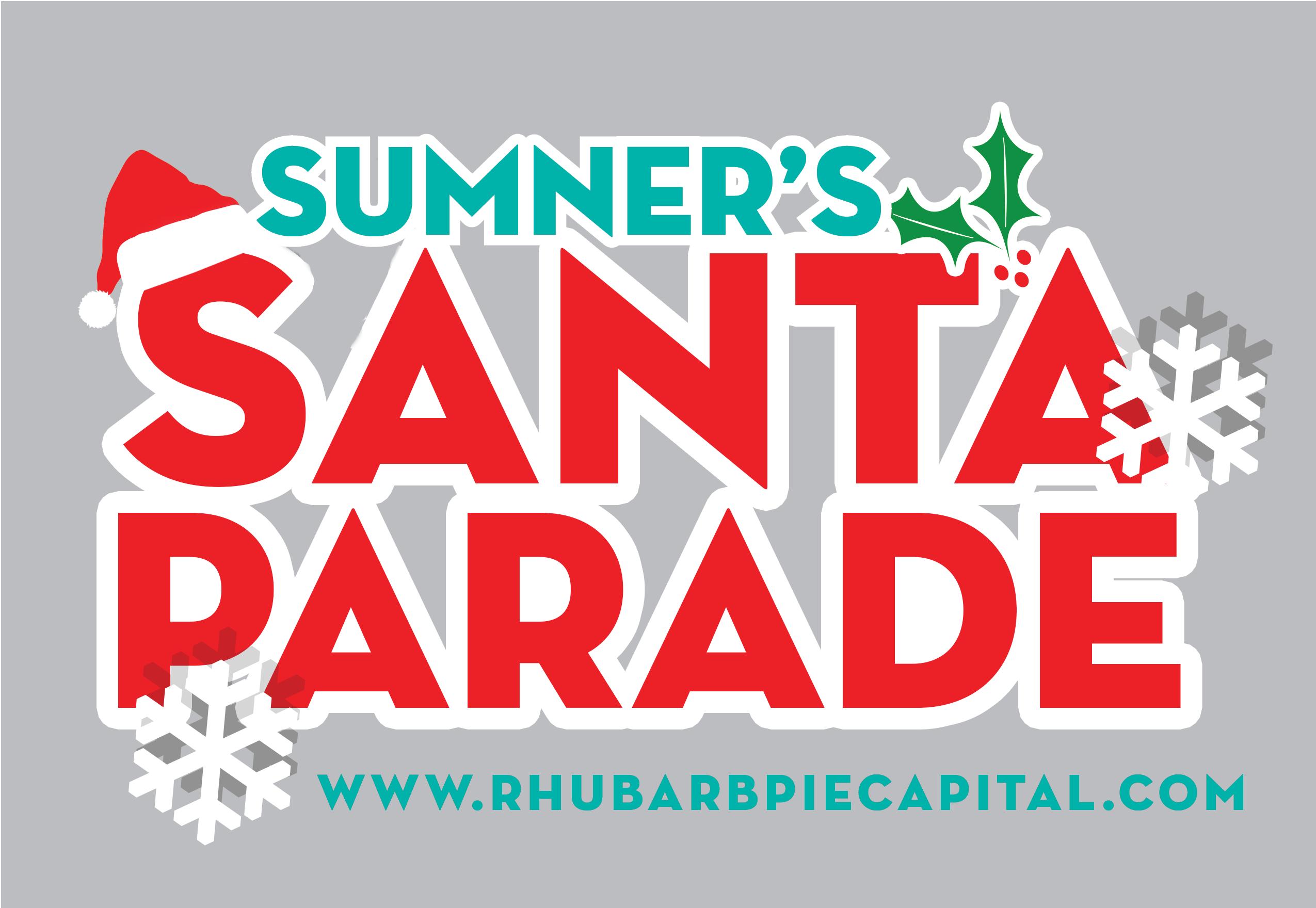 Santa parade social