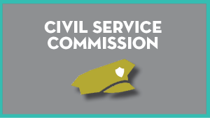 Civil Service Commission @ Hammermaster Law Office