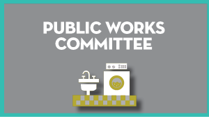 Public Works Committee @ Virtual Only