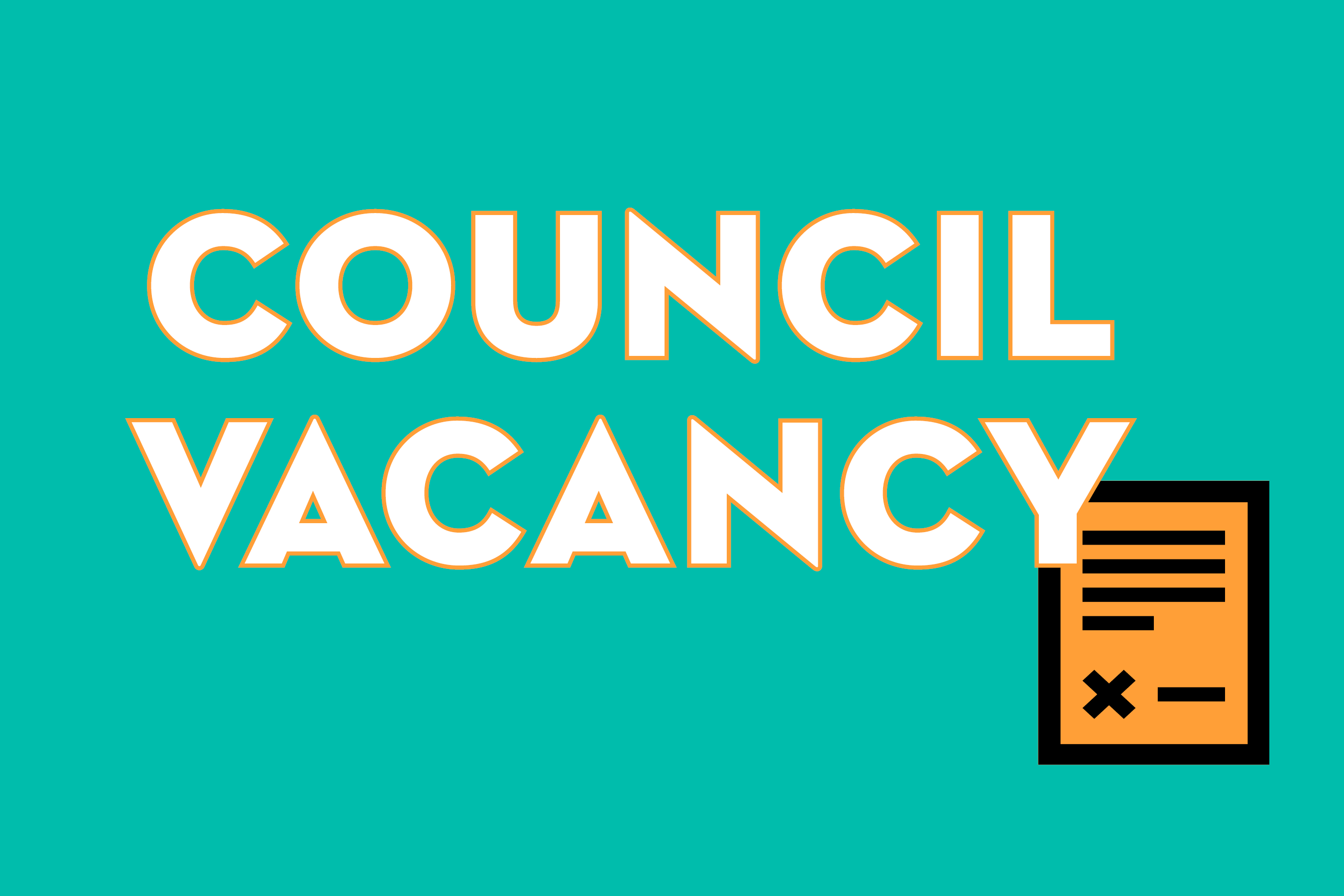 Council Vacancy nologo